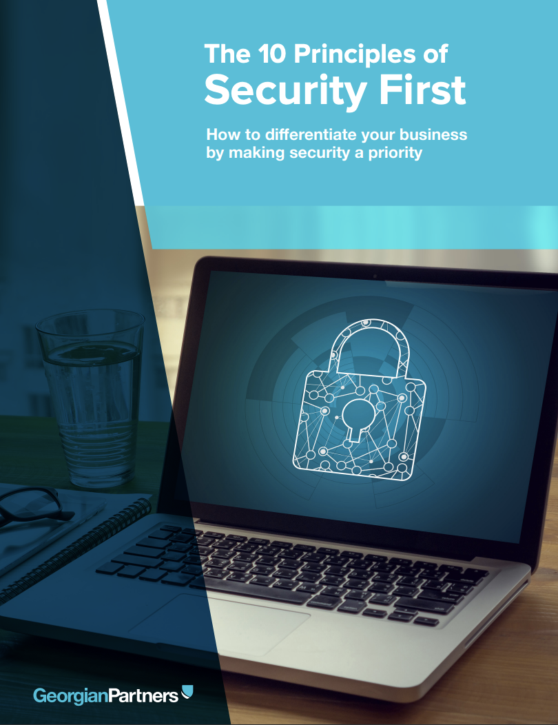 Principles of Security First