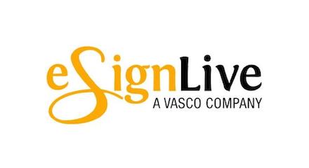 eSignLive by Vasco