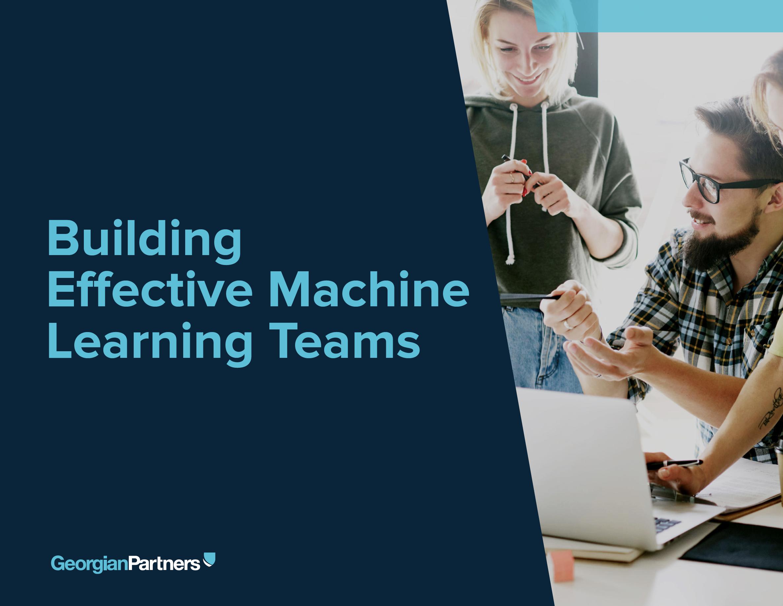 Building Effective ML Teams